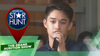 Star Dreamer Lance Justin Carr from Davao City talks about his drea...