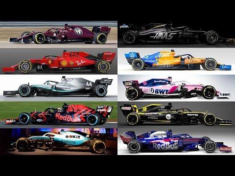 Формула-1. Новости межсезонья#3 Как прошли презентации машин 2019