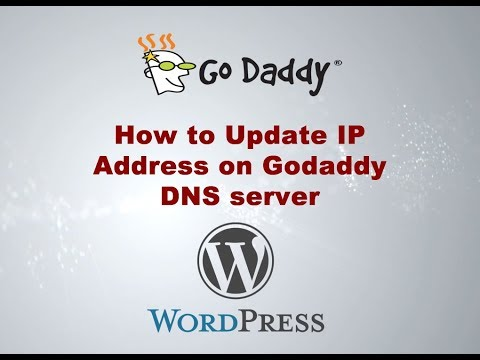 How To Change My Domain Name IP Address On Godaddy Server