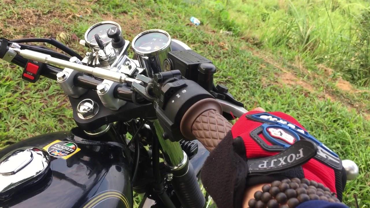 SYM Husky Wolf classic 125-Đánh giá sau 4500km-Part 03
