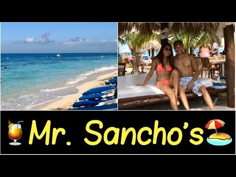 🌅Mr. Sanchos Review | 🛳Carnival Cruise Vacation | 🏝Best Beach Lounge Resort 🏖 in Cozumel, Mexico