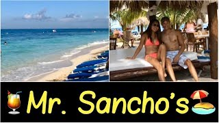 🌅Mr. Sancho's Review | 🛳Carnival Cruise Vacation | 🏝Best Beach Lounge Resort 🏖 in Cozumel, Mexico