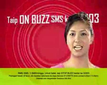 On Buzz SMS Chat Service