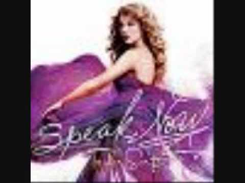 Taylor Swift -Mean