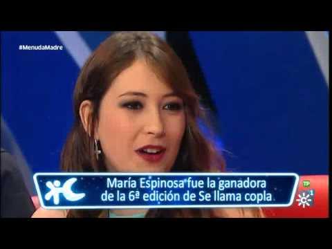 Menuda Noche 2015/16: María Espinosa se reencuentra con Juan