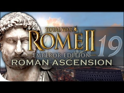 Roman Ascension 119 - Macedonian Conquest of Lilybaeum & 51-50 BC | Rome 2 Total War