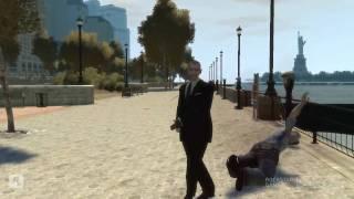 GTA IV PC - Ragdoll/Euphoria madness HD