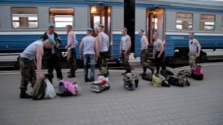ДМБ - ВДВ (2017 Лунинец)