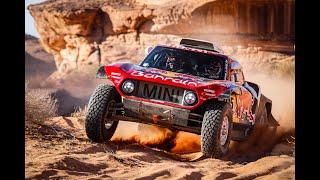 Dakar 2020, Day 5 auto: gli highlights