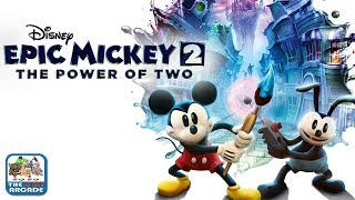 Epic Mickey 2: The Power of Two - Join Mickey & Oswald on a Co-op Adventure (Xbox 360/One Gameplay)