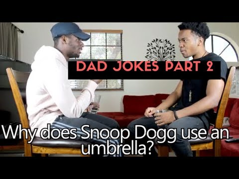 PART 2 DAD JOKES TRY NOT TO LAUGH WITH WATER DareUs