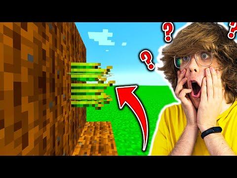 Minecraft, Ale NIC NIE MA SENSU!! (okropne XD)