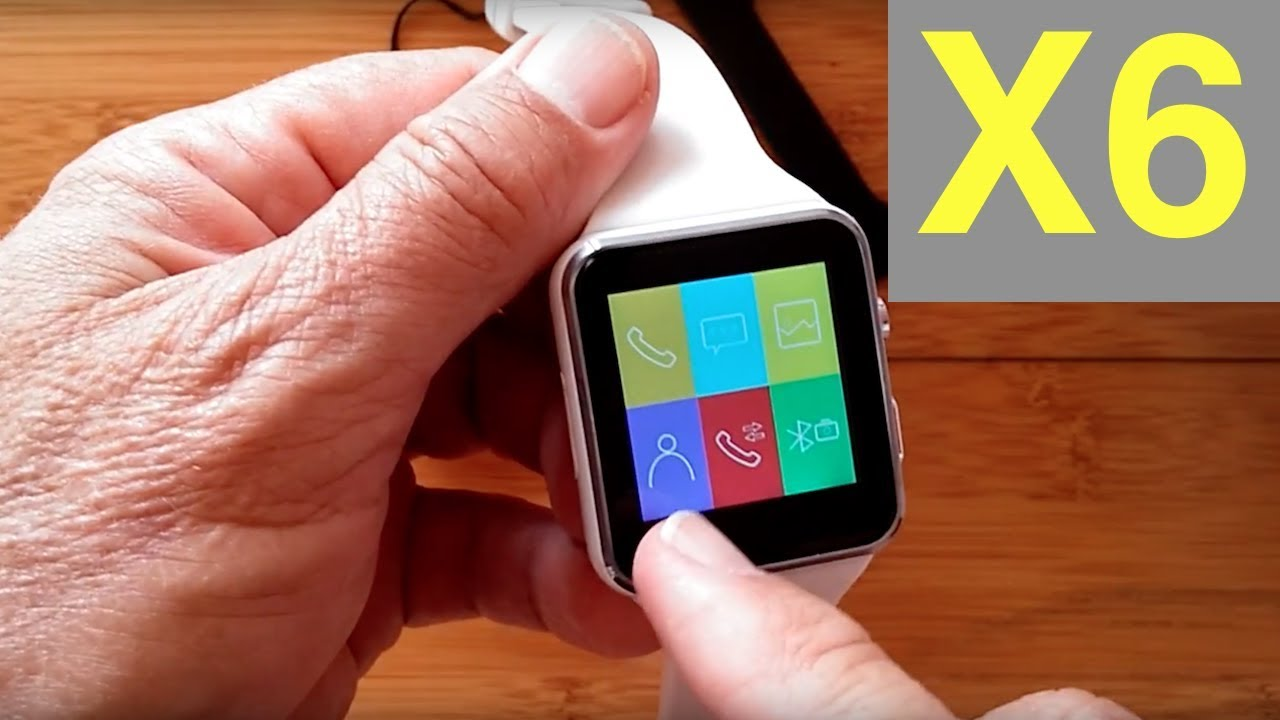 BAKEEY X6 Dual Mode Smartwatch with Curved Screen: Unboxing and 1st Look