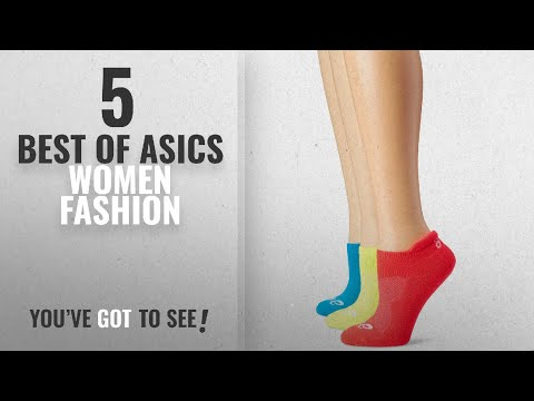 Asics Women Fashion [2018 Best Sellers]: ASICS Women's Cushion Low Cut Sock (Pack of 3), Small,