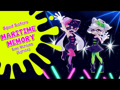 Splatoon - Maritime Memory | Live Concert Version | Lyrics