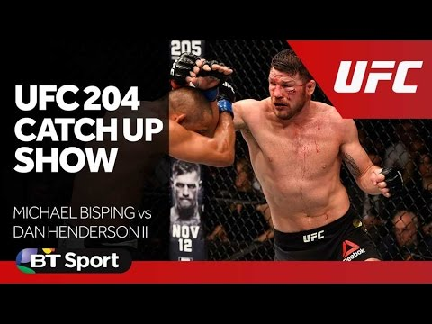 UFC 204 Catch Up Show   Bisping v Henderson II New Flash Game