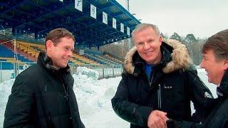 Фетисов и Буре о Русском хоккее