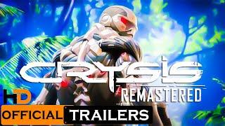 Crysis Remastered | Ofiicial Gameplay Trailer 2020 | Prince Smd Ishan [Crysis]