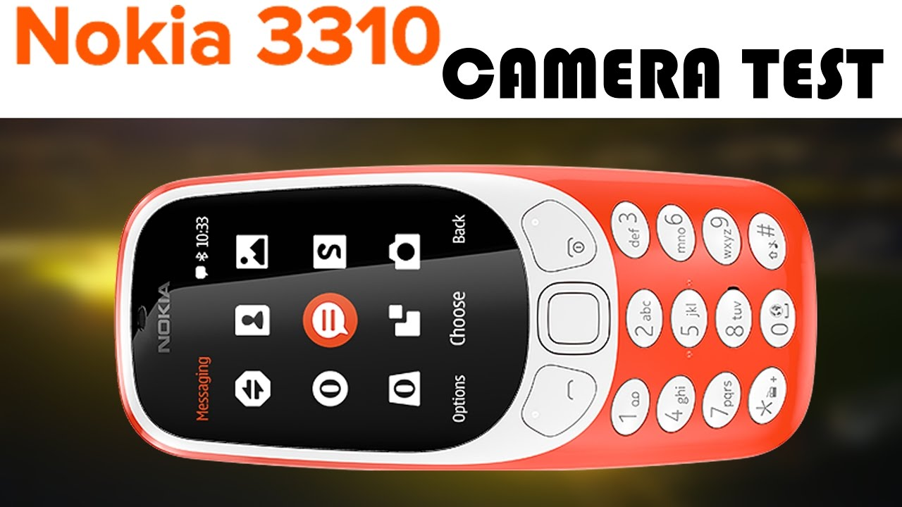 how to use nokia 3310