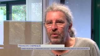 """Insertion : la """"garantie jeune"""" lancée à Saint-Quentin-en-Yvelines"""