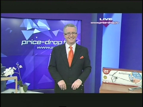 PRICE DROP TV (2010) with GREGGLES & JULES - For THREE AND A HALF HOURS!