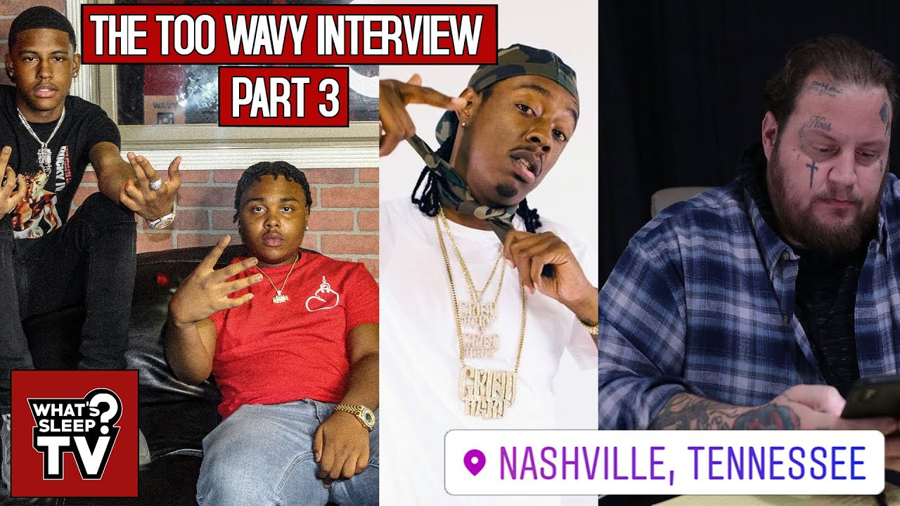 "Too Wavy Crew ""Starlito Is The Face Of Nashville Rappers, But RESPECT To Jelly Roll."""