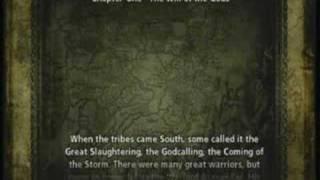 Warhammer Battle March - Opening Prologue Scene