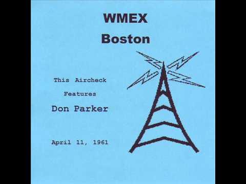 WMEX Boston - Radio Aircheck - Don Parker 1961