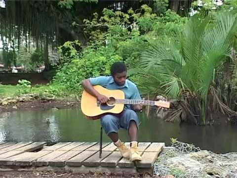 Streamlets..Kukudu students.Solomon Islands