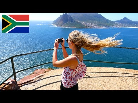 Kap der Guten Hoffnung - Pinguine - Kapstadt Tour - Südafrika | VLOG #158