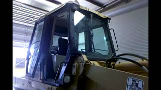 Repairing a Cat 953 Track loader-Caterpillar 953