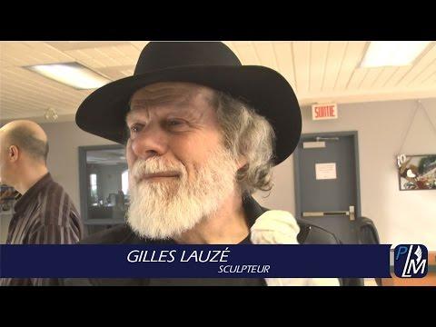 Gilles Lauzé | Sculpteur