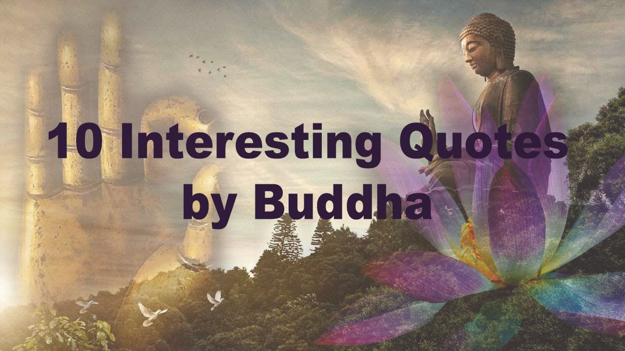 Buddha Quotes About Friendship 10 Interesting Quotesbuddha  Youtube