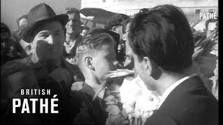 Russian Chess Champion Returns Home  (1958)