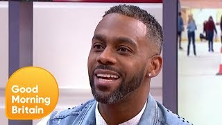 Richard Blackwood Reveals if He'd Ever Return to EastEnders | Good Morning Britain