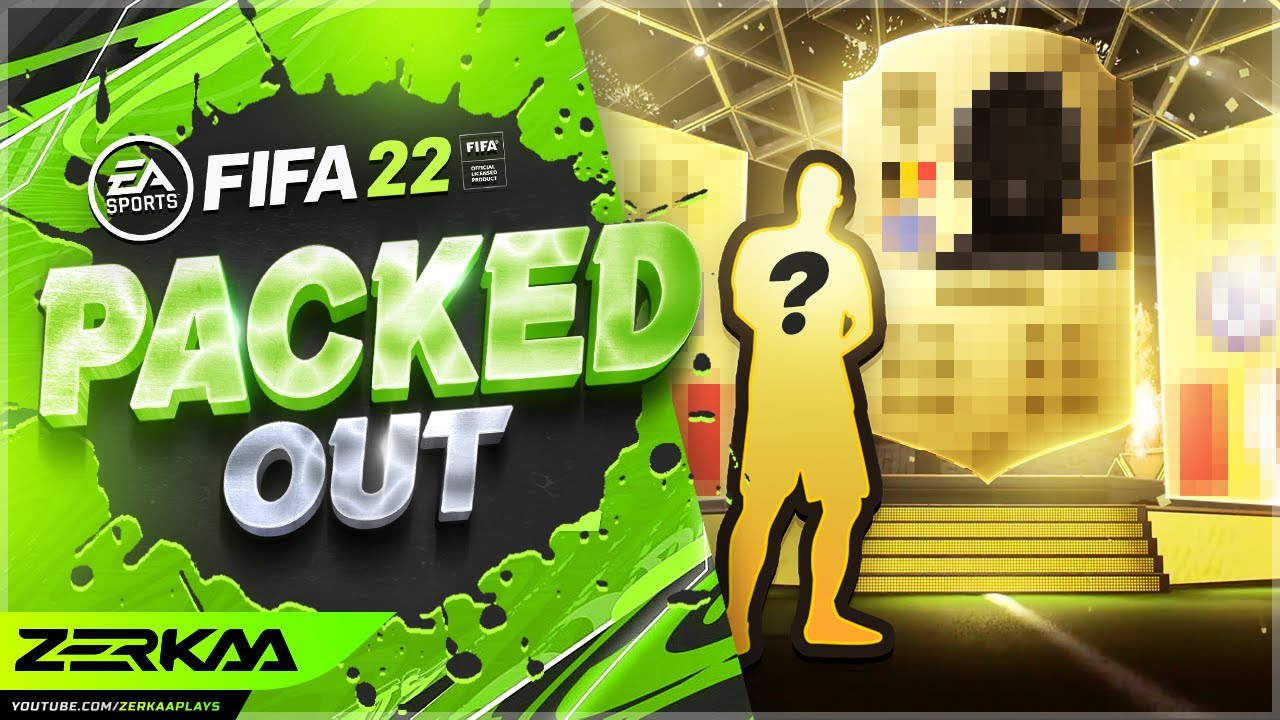 Download HUGE STRIKER PACKED! (FIFA 22 Packed Out #7)