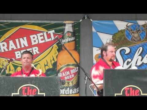 Minnesota State Fair 2012 - Dale Pexa Band - Polka music!