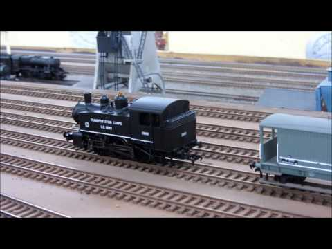 From The Lineside Number 360, USATC S100 Class, Part 1 of 4