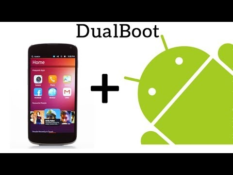Dual-boot Android and Ubuntu on Nexus Device [2015]