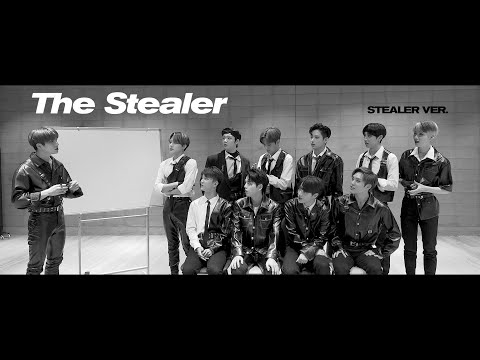 THE BOYZ(더보이즈) 'The Stealer' DANCE PRACTICE VIDEO (STEALER ver.)