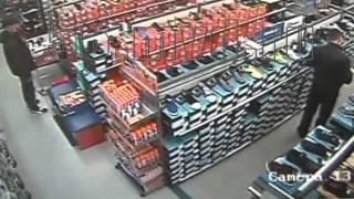 Кража спортивной обуви в магазине Оренбурга(, 2014-05-28T08:24:45.000Z)