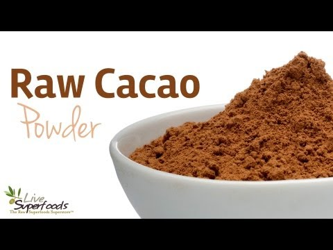 Health Benefits of Cacao Powder and How To Use Cacao Powder