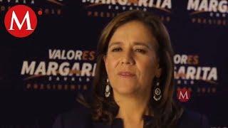 Mejores momentos que después de la renuncia de Margarita Zavala