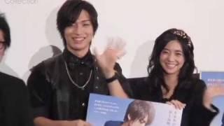 『ヒカリ、その先へ』初日舞台挨拶 (作品紹介) http://www.moviecolle...