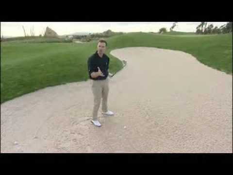 Golf Monthly tip: How to play the long greenside bunker shot