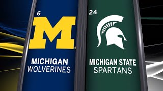 Michigan at Michigan State: Week 8 Preview | Big Ten Football