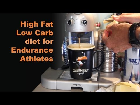 High Fat Ketogenic Diet for Endurance Athletes   Patrick Sweeney Adventure Hub