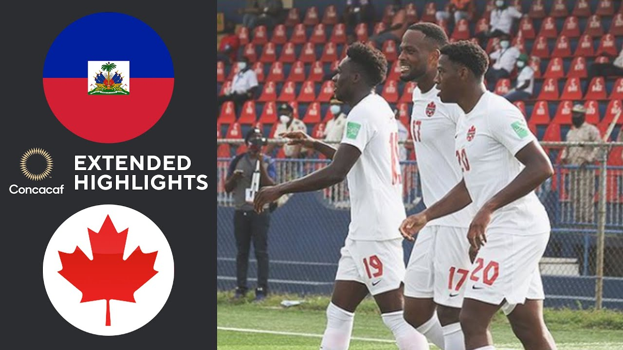 Haiti vs. Canada: Extended highlights   Concacaf World Cup Qualifiers   CBS Sports Golazo