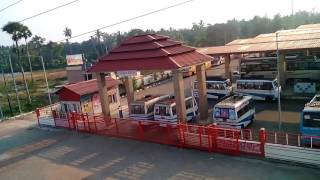 New bus stand puri