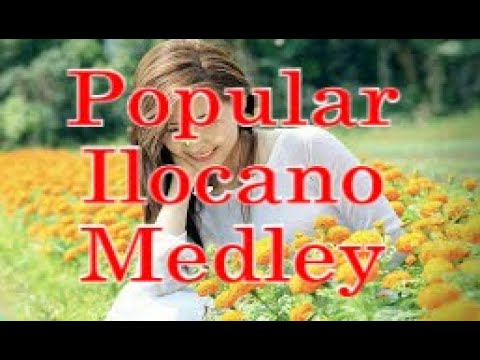 The Popular Ilocano Medley Non Stop All  Star Cast